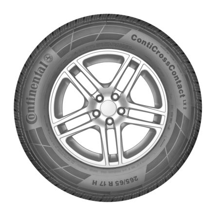 Continental 215-60-R17-96H CONTICROSSCONTACT LX 2_1