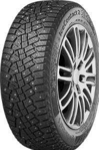 Continental 225-45-R19-96T ICECONTACT 2