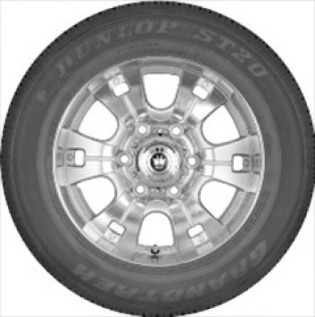 Dunlop 215-70-R16-99H GRANDTREK ST 20_1