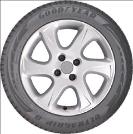 Goodyear 205-55-R16-91T ULTRA GRIP 8_1