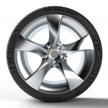 Michelin 295-35-R19-100Y PILOT SUPER SPORT_1