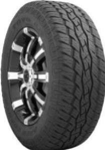 Toyo 215-80-R15-102H OPEN COUNTRY A_T+